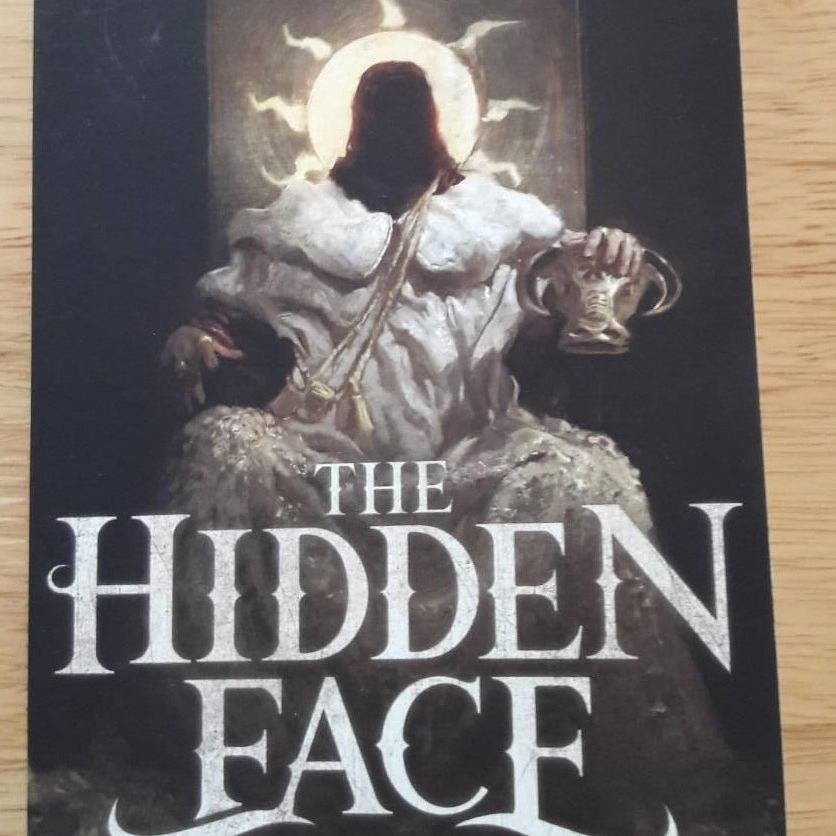 Paperback of The HiddenFace